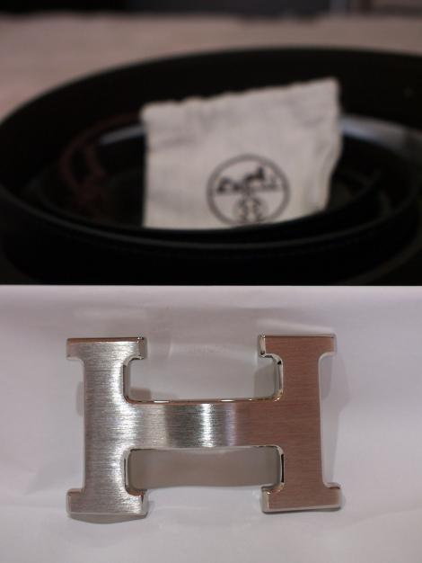 Hermes Silver Buckle 2