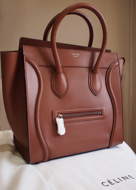 Celine Luggage 1