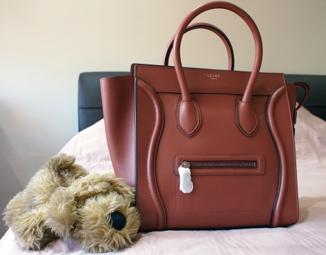 Celine Luggage 4