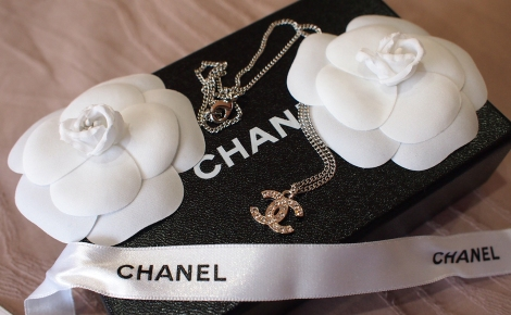 Chanel Classic cc Necklace Chanel Necklace 1