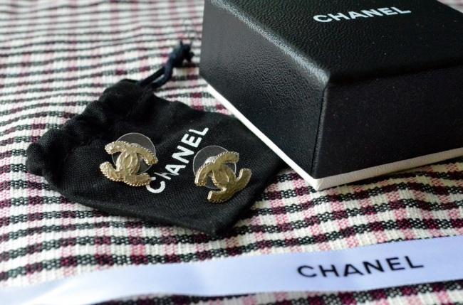 FOR SALE: CHANEL EARRINGS
