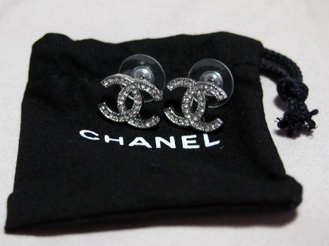 Double C Chanel Classic Earrings - A42175Y0200Z2371