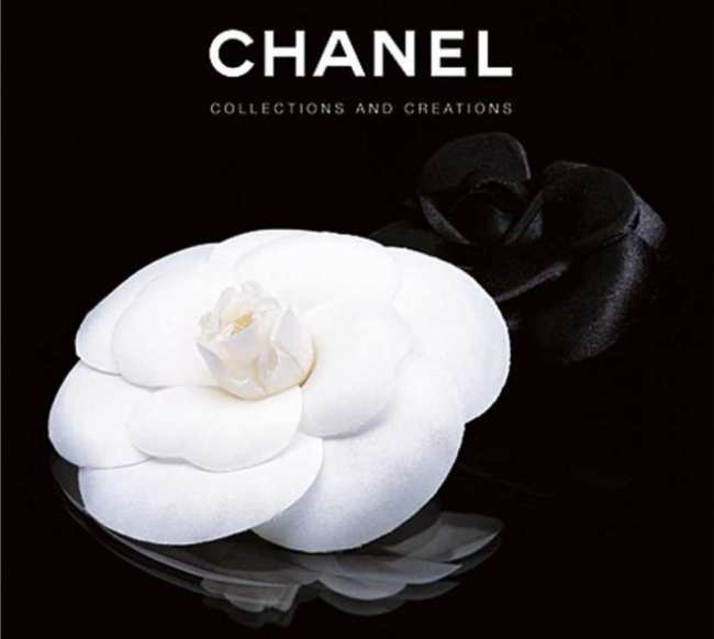 Chanel's Camelia Flower