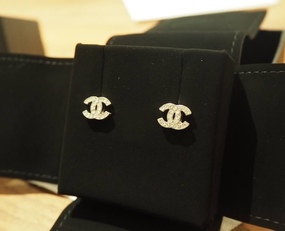 Chanel Classic Stud Earrings Chanel Classic Earrings